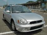 Used 2001 SUBARU IMPREZA SPORTSWAGON BF63999 for Sale Image 7