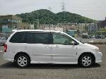 Used 2001 MAZDA MPV BF64001 for Sale Image 6