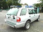 Used 2002 ISUZU WIZARD BF63925 for Sale Image 5