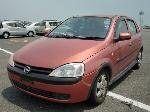 Used 2001 OPEL VITA BF64006 for Sale Image 1