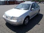 Used 2001 VOLKSWAGEN BORA BF63967 for Sale Image 1