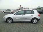 Used 2004 VOLKSWAGEN GOLF BF63943 for Sale Image 2