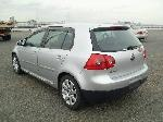 Used 2004 VOLKSWAGEN GOLF BF63943 for Sale Image 3