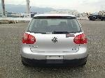 Used 2004 VOLKSWAGEN GOLF BF63943 for Sale Image 4