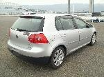 Used 2004 VOLKSWAGEN GOLF BF63943 for Sale Image 5