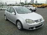 Used 2004 VOLKSWAGEN GOLF BF63943 for Sale Image 7