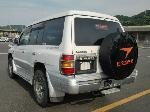 Used 1997 MITSUBISHI PAJERO BF64077 for Sale Image 3
