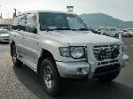 Used 1997 MITSUBISHI PAJERO BF64077 for Sale Image 7