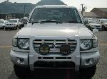 Used 1997 MITSUBISHI PAJERO BF64077 for Sale Image 8