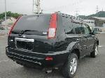 Used 2001 NISSAN X-TRAIL BF64109 for Sale Image 5