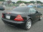 Used 2001 MERCEDES-BENZ SLK BF64111 for Sale Image 5