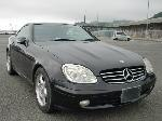 Used 2001 MERCEDES-BENZ SLK BF64111 for Sale Image 7