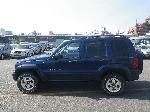 Used 2002 JEEP CHEROKEE BF64165 for Sale Image 2