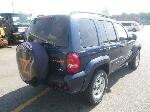 Used 2002 JEEP CHEROKEE BF64165 for Sale Image 5