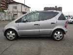 Used 2001 MERCEDES-BENZ A-CLASS BF64177 for Sale Image 2