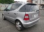Used 2001 MERCEDES-BENZ A-CLASS BF64177 for Sale Image 3