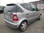 Used 2001 MERCEDES-BENZ A-CLASS BF64177 for Sale Image 5