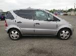 Used 2001 MERCEDES-BENZ A-CLASS BF64177 for Sale Image 6