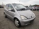 Used 2001 MERCEDES-BENZ A-CLASS BF64177 for Sale Image 7