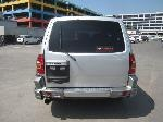 Used 2001 MITSUBISHI PAJERO BF64350 for Sale Image 4