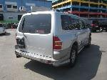 Used 2001 MITSUBISHI PAJERO BF64350 for Sale Image 5