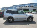 Used 2001 MITSUBISHI PAJERO BF64350 for Sale Image 6