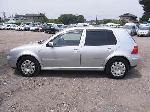 Used 2003 VOLKSWAGEN GOLF BF64218 for Sale Image 2