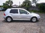 Used 2003 VOLKSWAGEN GOLF BF64218 for Sale Image 6