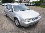 Used 2003 VOLKSWAGEN GOLF BF64218 for Sale Image 7
