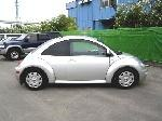 Used 2001 VOLKSWAGEN NEW BEETLE BF64290 for Sale Image 2