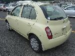 Used 2003 NISSAN MARCH BF64443 for Sale Image 3