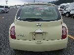 Used 2003 NISSAN MARCH BF64443 for Sale Image 4