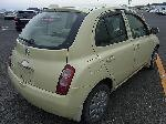 Used 2003 NISSAN MARCH BF64443 for Sale Image 5