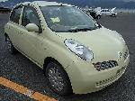 Used 2003 NISSAN MARCH BF64443 for Sale Image 7