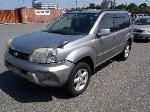 Used 2001 NISSAN X-TRAIL BF64605 for Sale Image 1