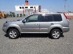Used 2001 NISSAN X-TRAIL BF64605 for Sale Image 2
