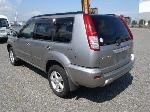 Used 2001 NISSAN X-TRAIL BF64605 for Sale Image 3