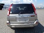Used 2001 NISSAN X-TRAIL BF64605 for Sale Image 4