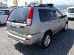 Used 2001 NISSAN X-TRAIL BF64605 for Sale Image 5
