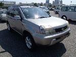 Used 2001 NISSAN X-TRAIL BF64605 for Sale Image 7