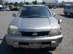 Used 2001 NISSAN X-TRAIL BF64605 for Sale Image 8