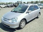 Used 2002 HONDA CIVIC BF64653 for Sale Image 1