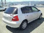 Used 2002 HONDA CIVIC BF64653 for Sale Image 5