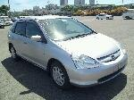 Used 2002 HONDA CIVIC BF64653 for Sale Image 7