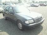Used 1997 MERCEDES-BENZ C-CLASS BF64676 for Sale Image 7
