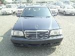 Used 1997 MERCEDES-BENZ C-CLASS BF64676 for Sale Image 8