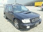 Used 1999 SUBARU FORESTER BF64692 for Sale Image 7
