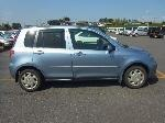 Used 2003 MAZDA DEMIO BF64742 for Sale Image 6