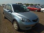 Used 2003 MAZDA DEMIO BF64742 for Sale Image 7