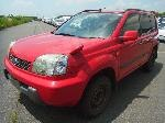 Used 2002 NISSAN X-TRAIL BF64706 for Sale Image 1